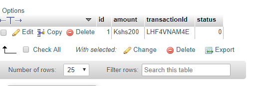 How to add MPesa button into your website, Without API