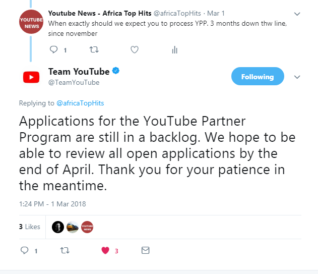 Why YouTube is Still Taking too Long time to Process YouTube Partner Program Applications