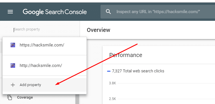 Submit your HTTPS website to Google search console. HTTP to HTTPS