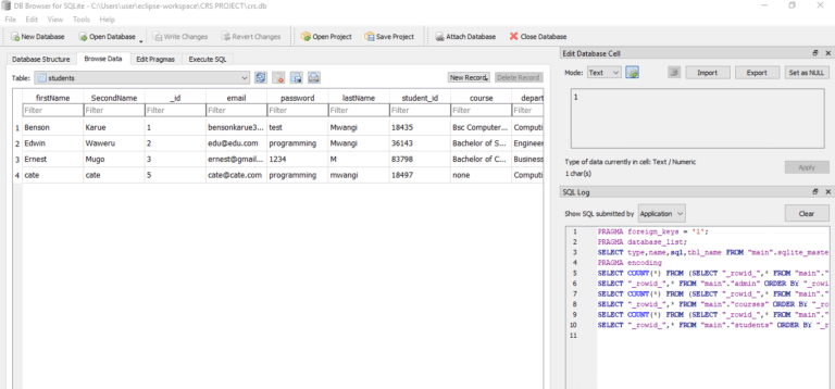 How to Manage SQLite Database on PC without Browser Extensions