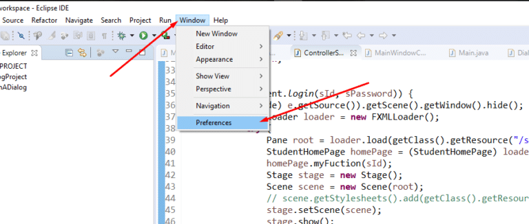 How to Change Editor Fonts in Eclipse IDE