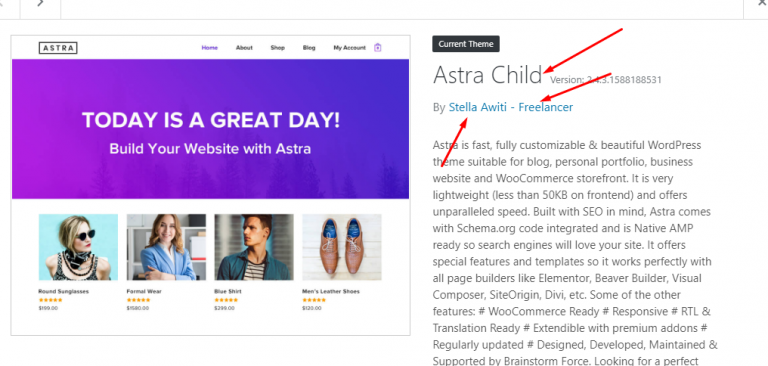 No Coding! Simplest Way to Create a Child Theme for WordPress